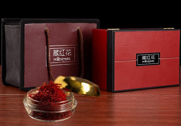 藏红花典雅礼盒