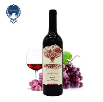 洛夫格罗夫2016西拉干红葡萄酒澳洲进口14.5%vol 750ml